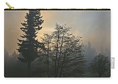 Patchy Morning Fog Carry-all Pouch