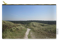 Path In The Dunes Of Schoorl Carry-all Pouch