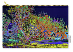 path past the tree at PCC Carry-all Pouch