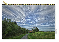 Path Carry-all Pouch by Robert Geary