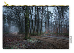 Path Through The Forrest Carry-all Pouch