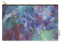 Pathway Of A Prayer Carry-all Pouch by Karen Kennedy Chatham