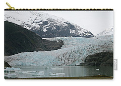 Pathway To An Icy Wonderland Carry-all Pouch