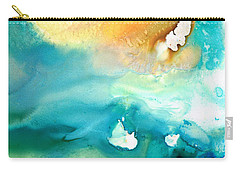 Seascape Carry-All Pouches