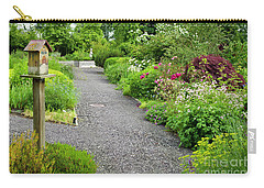 Pathways In A Summer Garden Carry-all Pouch