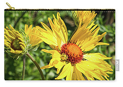Patient Spider Carry-all Pouch by Steven Parker
