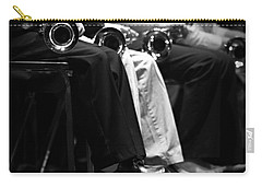 Carry-all Pouch featuring the photograph Patiently Waiting... by Trish Mistric