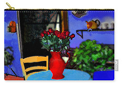 Patio Art Carry-all Pouch