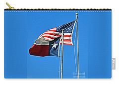 Patriot Proud Texan  Carry-all Pouch