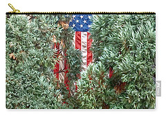 Patriotic Georgetown Home Carry-all Pouch by Lorella Schoales