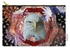 Patriotic Tribute Carry-all Pouch