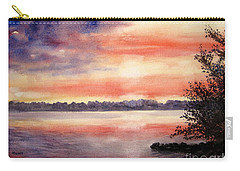 Patriotic Windjammer Sky Carry-all Pouch
