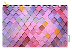 Pattern Carry-all Pouch by Happy Home Artistry