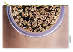 Carry-all Pouch featuring the photograph pattern of Cinnamon  by Jingjits Photography