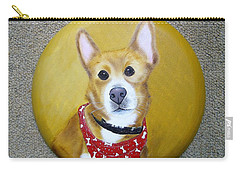 Patti's Grand-dog Carry-all Pouch