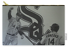 Paul Konerko Collage Carry-all Pouch