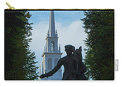 Paul Revere Old North Church Boston Carry-all Pouch