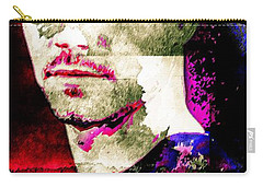 Paul Walker Carry-all Pouch by Svelby Art