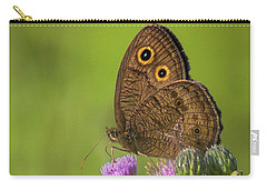 Carry-all Pouch featuring the photograph Pauper's Throne by Bill Pevlor