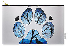 PAW Carry-all Pouch by Edwin Alverio