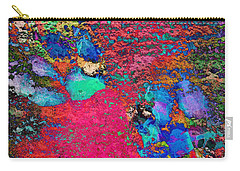 Paw Prints Colour Explosion Carry-all Pouch