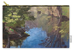 Pawtucket Canal Carry-all Pouch
