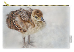 Pea Chick Cuteness Carry-all Pouch