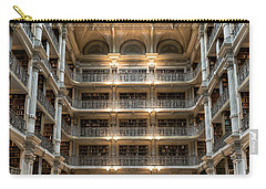 Peabody Library Carry-all Pouch