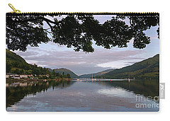 Peace And Serenity Carry-all Pouch by Lynn Bolt