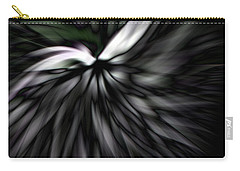 Peace Dove Carry-all Pouch by Lauren Radke