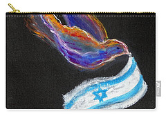 Breakthrough Peace For Israel Carry-all Pouch