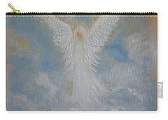 Peace From An Angel  Carry-all Pouch