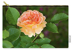 Peace In The Garden - Peace Rose Carry-all Pouch