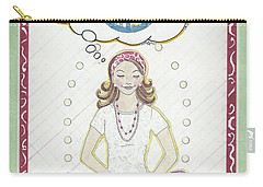 Peace Meditation Carry-all Pouch