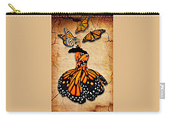 Carry-all Pouch featuring the mixed media Peace Of Mind by Marvin Blaine