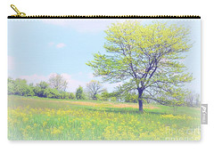Peace On The Hillside Carry-all Pouch