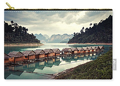 Peace On The Lake Carry-all Pouch