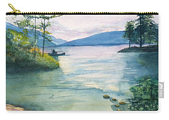 Peace On The Water  Carry-all Pouch