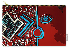 Peace Pipe Carry-all Pouch