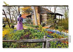 Peaceful Garden Walk Carry-all Pouch