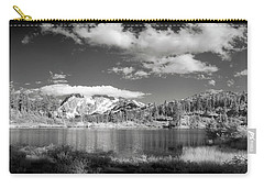 Carry-all Pouch featuring the photograph Peaceful Lake by Jon Glaser