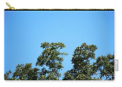 Carry-all Pouch featuring the photograph Peaceful Moment by Ray Shrewsberry