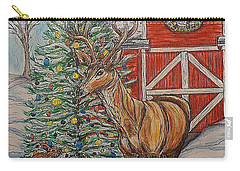 Peaceful Noel Carry-all Pouch