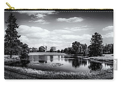 Peaceful Place Carry-all Pouch by Ken Morris