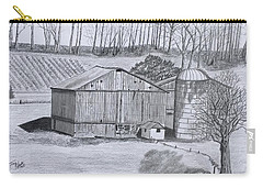 Peaceful Setting  Carry-all Pouch