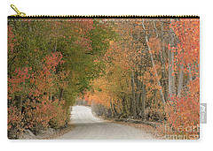 Carry-all Pouch featuring the photograph Peaceful Sierra Morning by Sandra Bronstein