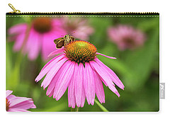 Peaceful Skipper Butterfly Carry-all Pouch