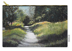 Peaceful Walk In The Foothills Carry-all Pouch