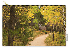 Peaceful Walk Carry-all Pouch