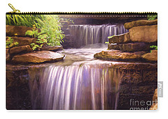Peaceful Waters Carry-all Pouch